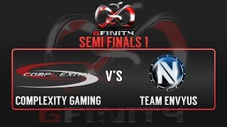 G2: Complexity Gaming vs Team Envyus - Semi Final Match 2