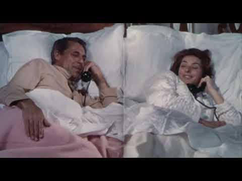 Cary Grant & Ingrid Bergman - Indiscreet (1958): Scenes we love