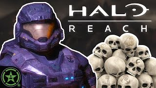 Sound the LASO Alarm! - Halo Reach: LASO by Let's Play