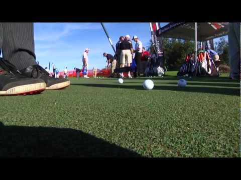 Boccieri Golf 2012 PGA Show Highlights