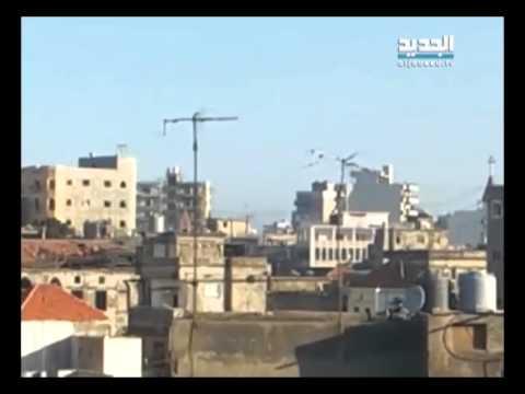 الإشتباكات الصباحية في طرابلس