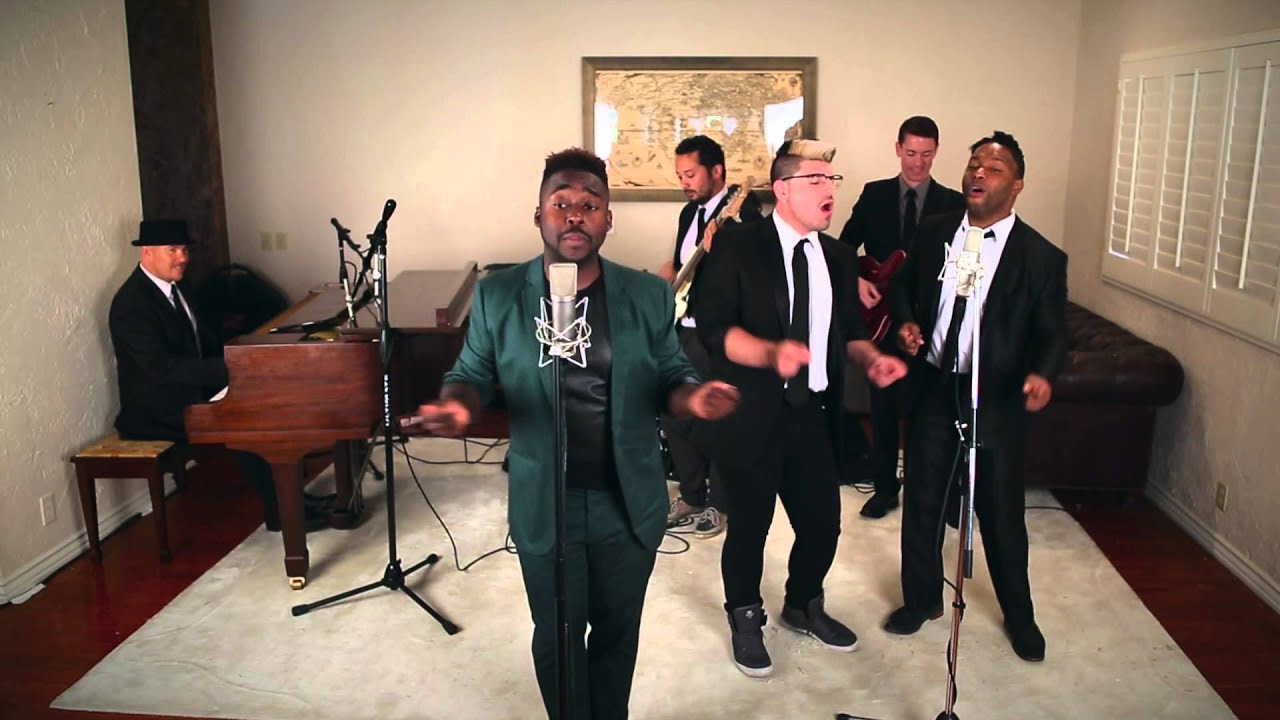 My Heart Will Go On – Vintage '50s Jackie Wilson – Style Celine / Titanic Cover ft. Mykal Kilgore