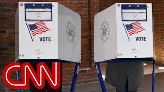 Democrats hold advantage in final CNN midterm poll