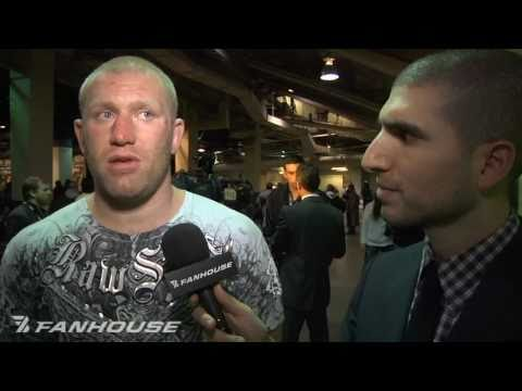 Sergei Kharitonov Hopes Victory Will Help Gain More Fans in America