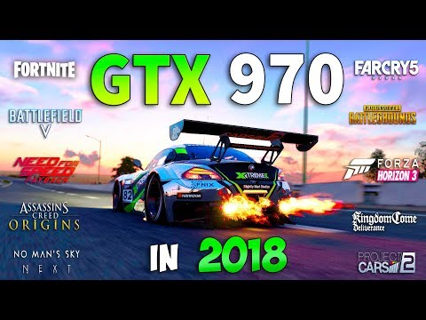 GeForce GTX 970 Test in 10 New Games