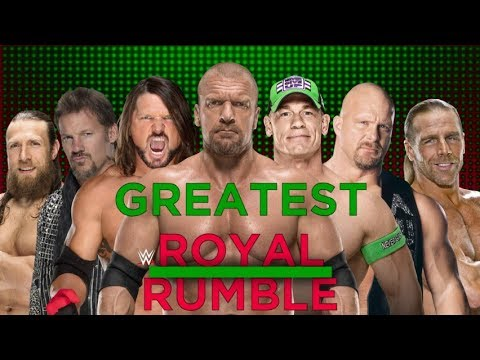 50 MAN GREATEST ROYAL RUMBLE EVER PREDICTIONS!
