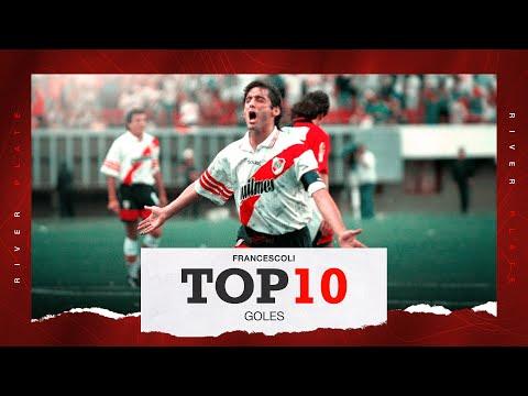 Enzo Francescoli: los mejores goles de una leyenda