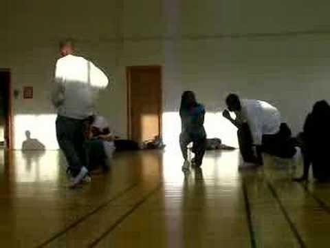 Dance Club Footwork #2