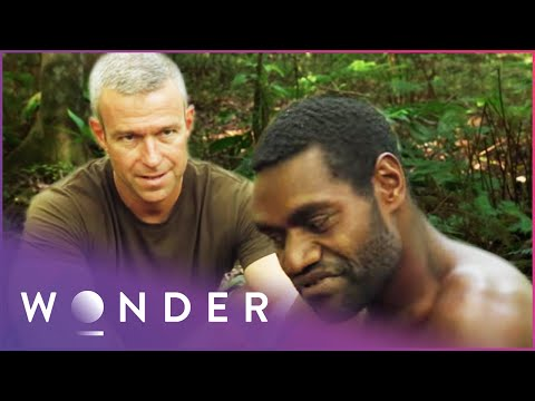 This Man Joined A Tribe In The Deep Jungle | Man Hunt S1 EP1 | Wonder