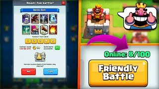 """Clash Royale gameplay from Eclihpse! 7 Features That Are Possibly Getting Added in Clash Royale! NEW 2017 Update Wishlist for Clash Royale! :D❤Daily Spinner Idea: https://www.instagram.com/p/BQOTb1JAhh_/★Free Gems! Use Code """"ECL"""" (download for more gift card giveaways): http://www.mistplay.co/ECL★GFuel Discount Code """"ECL"""": http://gfuel.com/collections/g-fuel ★Official Eclihpse Merchandise: https://shop.bbtv.com/collections/Eclihpse❤Follow My Social Medias!➥Twitter: https://twitter.com/ItsEclihpse➥Instagram: https://www.instagram.com/ItsEclihpse✉P.O. Box2314 Route 59PO Box #382Plainfield, IL 60586✔Subscribe to my main channel: https://www.youtube.com/user/Eclihpse✔Subscribe to my second channel: https://www.youtube.com/channel/UCGovNx20A-oe9x--9ywrPYwIf you enjoyed the video, please drop a like (it only takes 1.7 seconds)!♫ Intro Song: Jetta - I'd Love to Change the World (Matstubs Remix)➥https://www.youtube.com/watch?v=jBTkaf0lP58"""