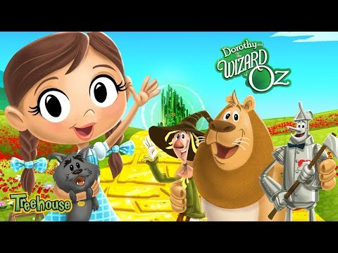 Dorothy & The Wizard of Oz   New Episodes Sundays at 5:30pm ET