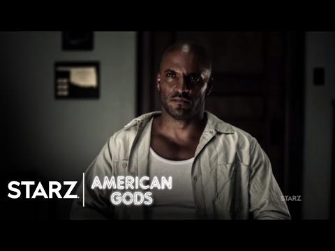 American Gods | First Look | STARZ