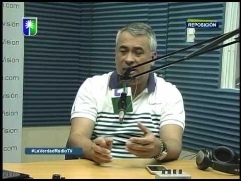 Entrevista en Jesús Gonzalez en La Verdad en Radio Tv