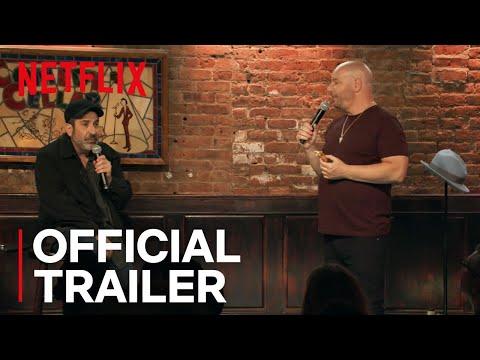 Bumping Mics with Jeff Ross & Dave Attell | Official Trailer [HD] | Netflix
