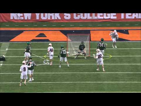 Highlights: Binghamton at Syracuse (NCAA DI Men)