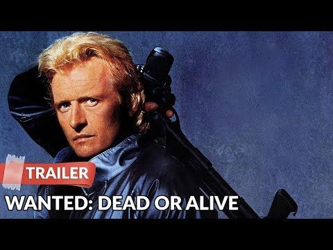 Wanted: Dead Or Alive 1987 Trailer | Rutger Hauer | Gene Simmons