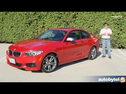 2014 BMW M235i 2-Series Test Drive and Video Review