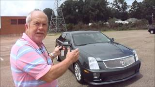 2008 Cadillac STS V Test Drive