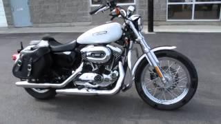 8. 2006 Harley Davidson XL1200L Sportster 1200 Low