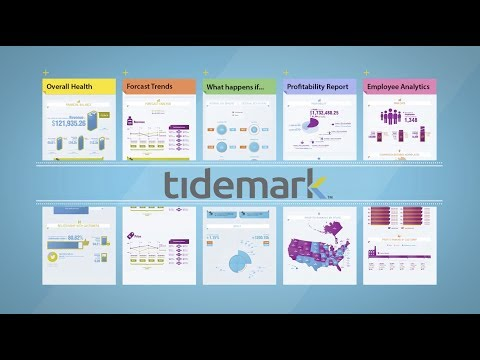 Tidemark: What We Do