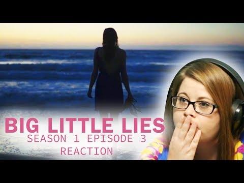 Big, Little, Lies Reaction Season 1 Episode 3