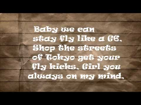 Tekst piosenki Bruno Mars - Rocketeer (feat. Far East Movement) po polsku