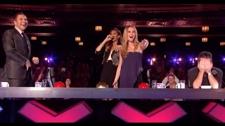 Video Top 3 People UNEXPECTEDLY Shocked The Judges | Britain's Got Talent MP3, 3GP, MP4, WEBM, AVI, FLV Januari 2019