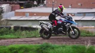 7. BMW R 1200 GS Rallye X Motocross Testing
