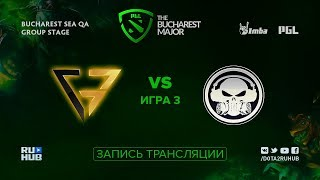 Clutch Gamers vs Execration, PGL Major SEA, game 3, part 1 [Lum1Sit, Mortalles]