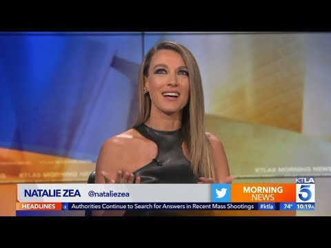 "Natalie Zea on What's New in Season 4 of ""The Detour"""