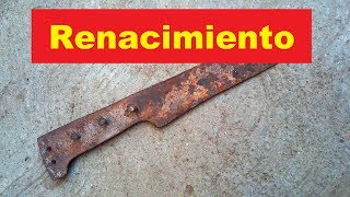 Video Renacimiento De Un Cuchillo. MP3, 3GP, MP4, WEBM, AVI, FLV Maret 2019