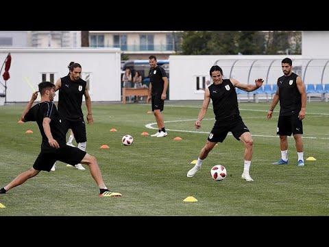 Πορτογαλία-Ουρουγουάη για μια θέση στους 8 του Μουντιάλ…