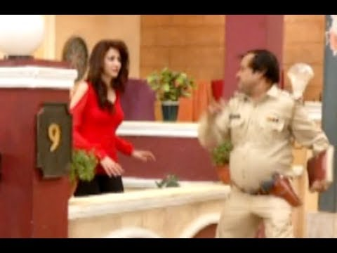 Video Bhabhiji Ghar Pe Hai 5th October 2017 - AnIta Slaps Happu Singh download in MP3, 3GP, MP4, WEBM, AVI, FLV January 2017