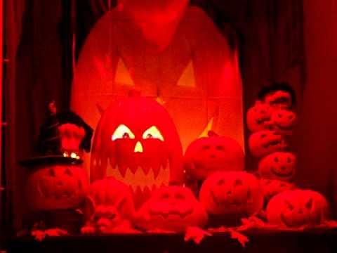 Halloween Pumpkins Singing 2010 B99 Ringtown