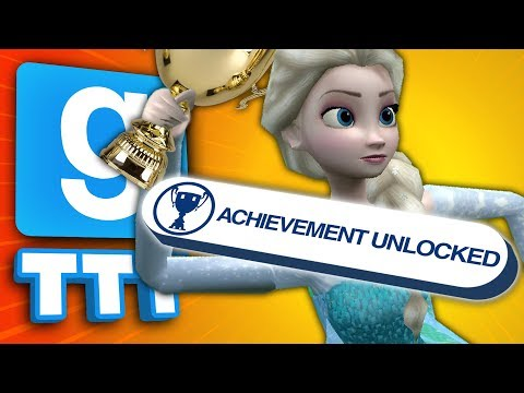 WE'RE GETTING EVERY ACHIEVEMENT | Gmod TTT