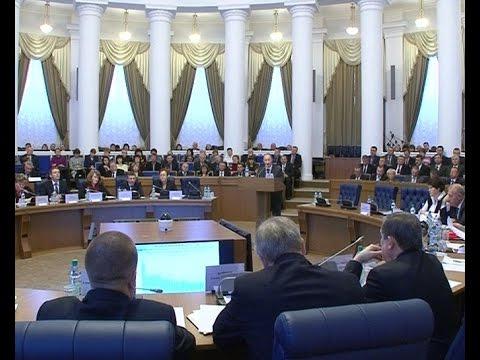 Губернатор Сергей Митин провел совещание по развитию территорий и выполнению социально-экономических показателей области в 2015 году