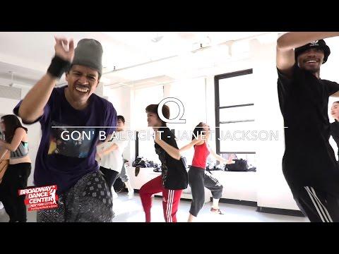 Q | Gon' B Alright - Janet Jackson | #bdcnyc