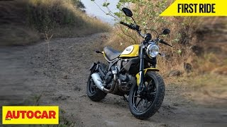 5. Ducati Scrambler Icon | First Ride | Autocar India