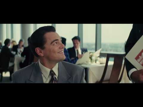 The Wolf of Wall Street Clip 'First Week'