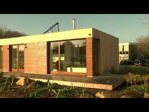 cloud nine modular eco house