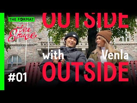 The Sauce #3   Outside with Venla feat. ibe - keikkafiiliksiä ja hengailua