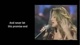 Lara Fabian - Broken Vow ( Lyrics)