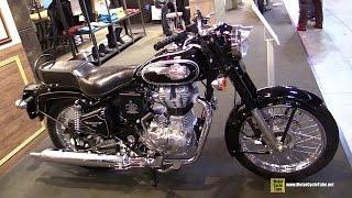 2015 Royal Enfield Bullet 500   Walkaround   2014 Eicma Milan Motorcycle Exhibition