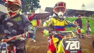 Pista Terras - 2da válida I semestre Campeonato Nacional de Motocross 2017