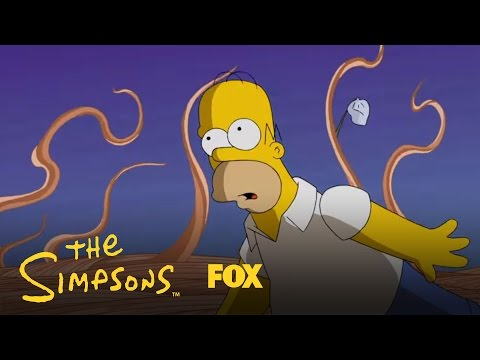 The Simpsons Season 27 (Clip 'Trumptastic Voyage')