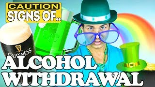 VIDEO: Mnemonic to learn Alcohol Withdrawal Symptoms :) Happy Saint Paddy's Day!