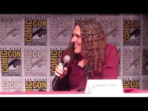 "The Wonderful World of ""Weird Al"" Yankovic – SDCC 2014"