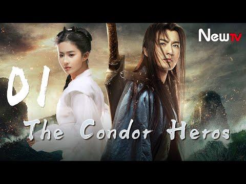 【Eng Sub】The Condor Heros 01(Huang Xiaoming,Liu Yifei)