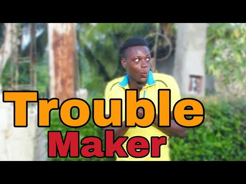 Trouble Maker [ Fry Irish Comedy ]
