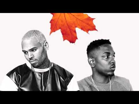Chris Brown Ft Kendrick Lamar - Autum Leaves